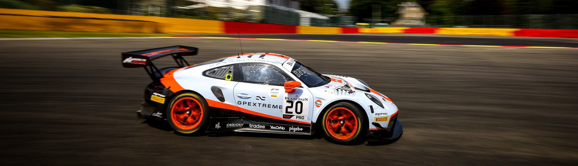 Competition GPX Porsche mit KW Gewindefahrwerk