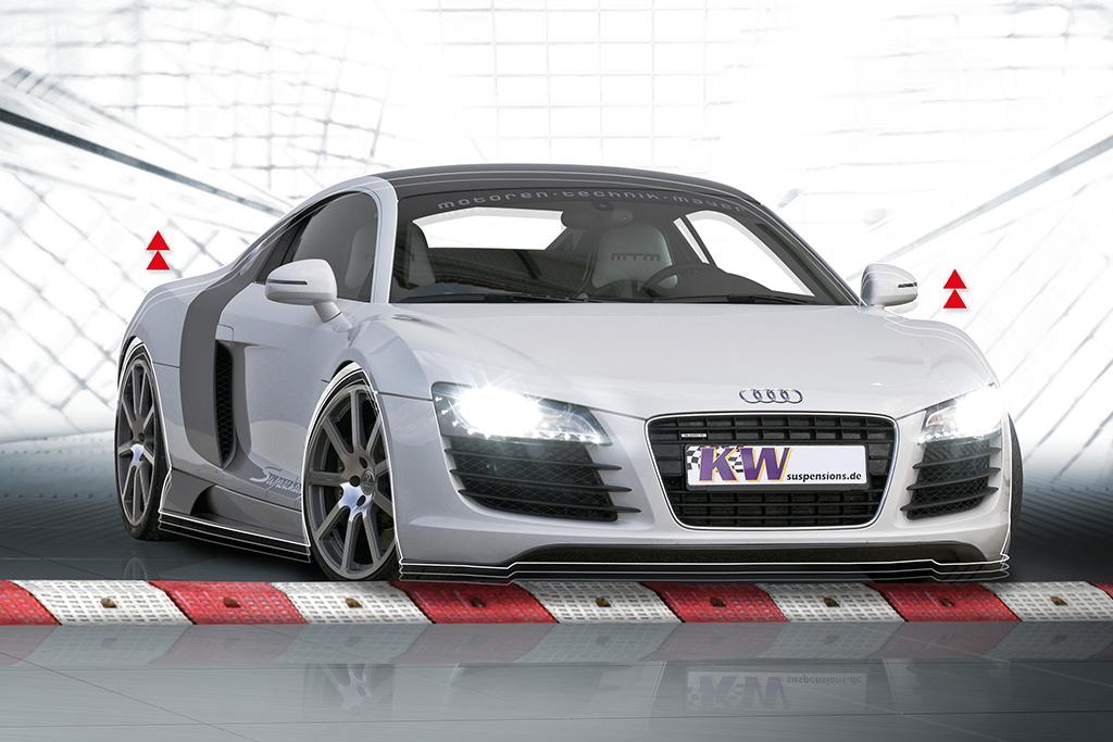 Audi HLS